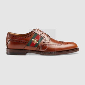 Gucci Lace-ups/ Brown