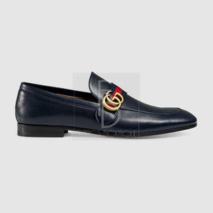 Gucci Loafers/blue Shoes