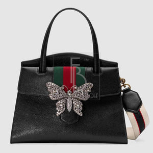 Gucci Totem Medium Top Handle Bag