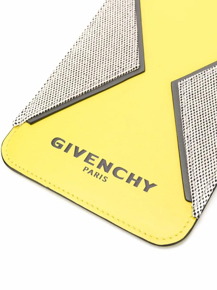 GIVENCHY YELLOW CASE