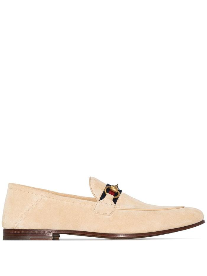 GUCCI BEIGE LOAFERS