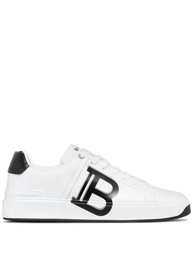 BALMAIN WHITE SNEAKERS