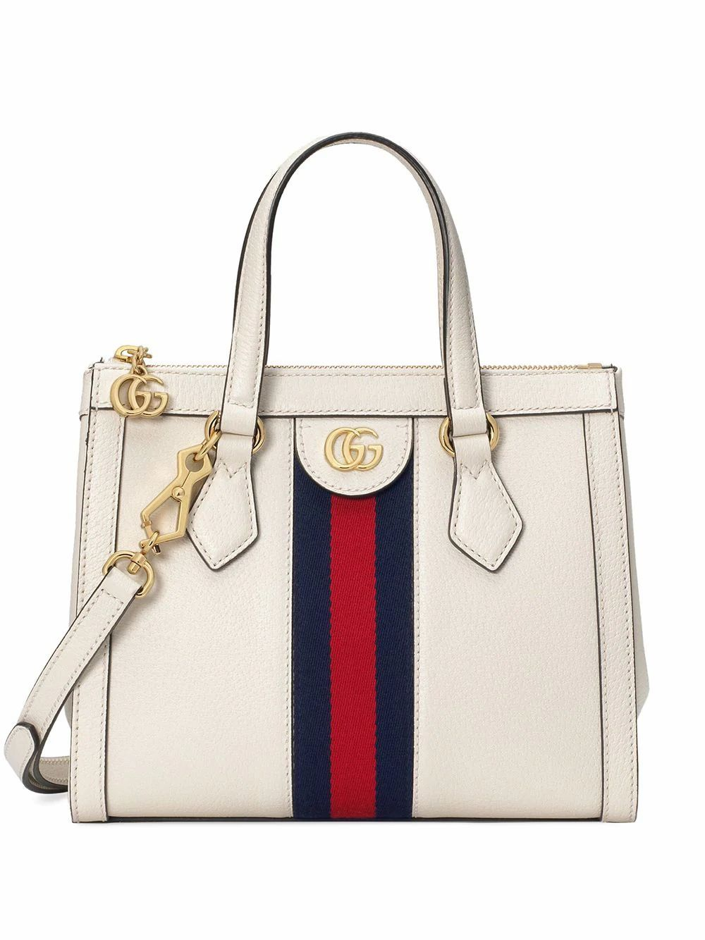GUCCI WHITE HANDBAG