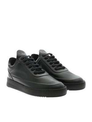 FILLING PIECES BLACK SNEAKERS