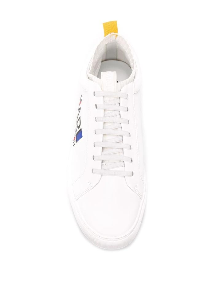 KARL LAGERFIELD WHITE SNEAKERS