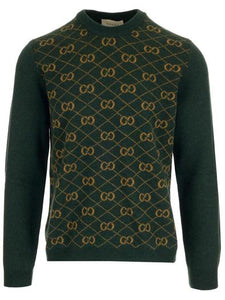 GUCCI GREEN SWEATER