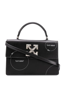 OFF-WHITE BLACK HANDBAG