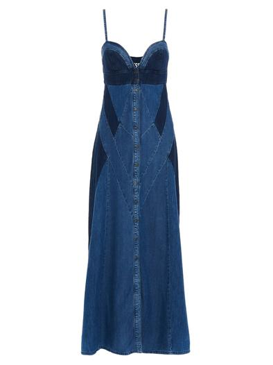 DIESEL BLUE DRESS