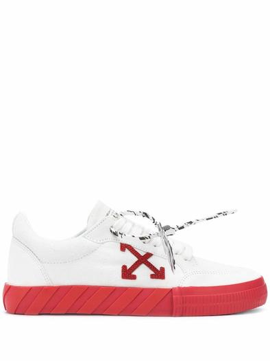 OFF-WHITE WHITE SNEAKERS