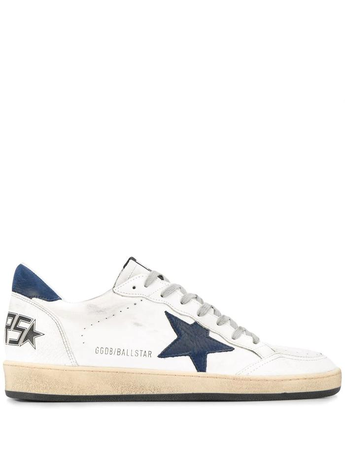 GOLDEN GOOSE WHITE SNEAKERS