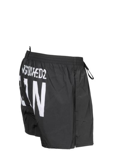 DSQUARED2 BLACK TRUNKS