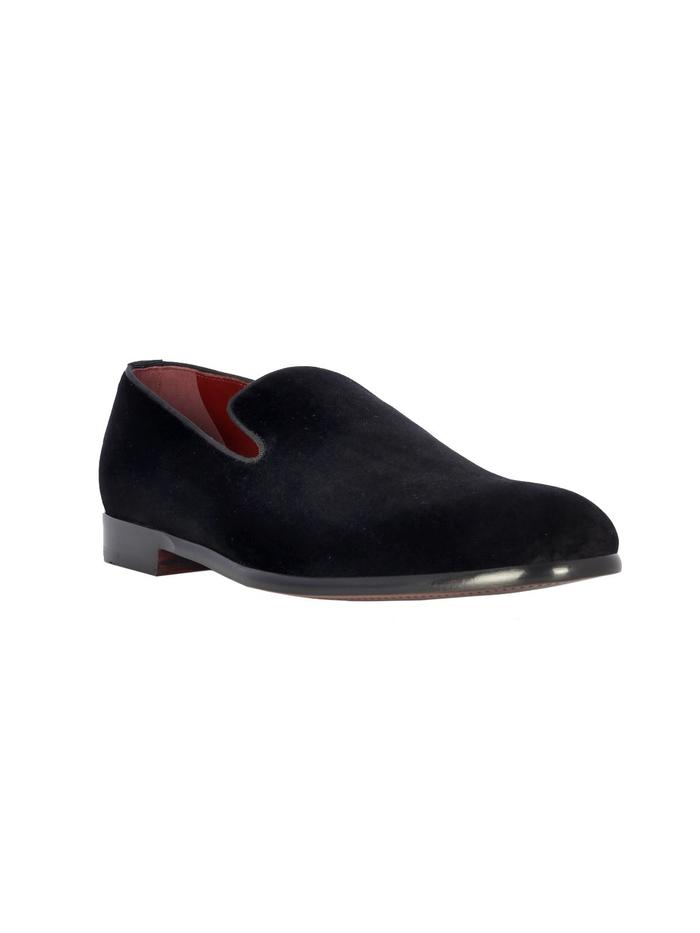 DOLCE E GABBANA BLACK LOAFERS