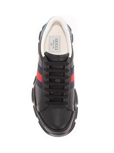 GUCCI BLACK SNEAKERS