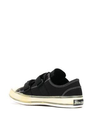 PALM ANGELS BLACK SNEAKERS
