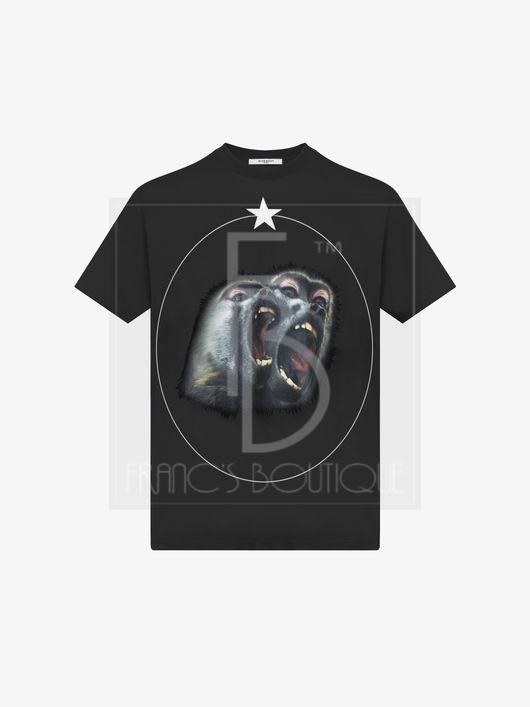 20d23af0 Givenchy Monkey Brothers Printed T-shirt 2 – franc's boutique