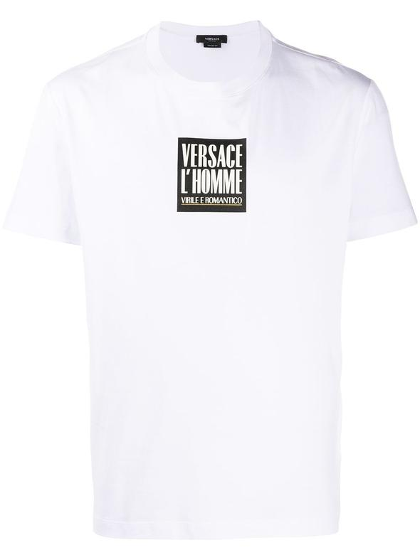 VERSACE WHITE T-SHIRT