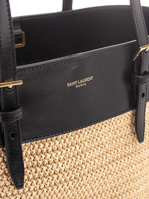 SAINT LAURENT BEIGE HANDBAG  6090179OB8J2074
