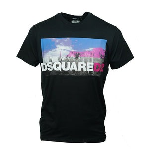 DSquared2 S71GD0675 S22844 900 T-Shirt