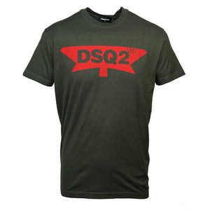 DSquared2 S71GD0698 S22427 814  T-Shirt