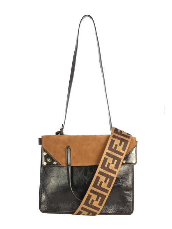 FENDI BROWN HANDBAG