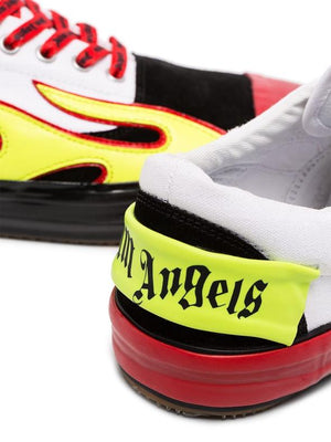 PALM ANGELS RED SNEAKERS