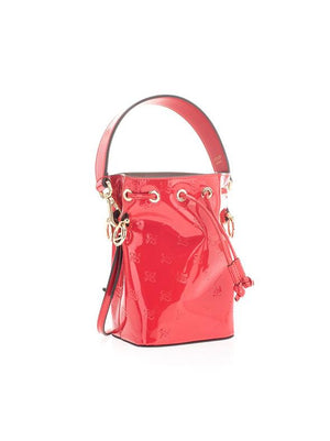 FENDI RED HANDBAG