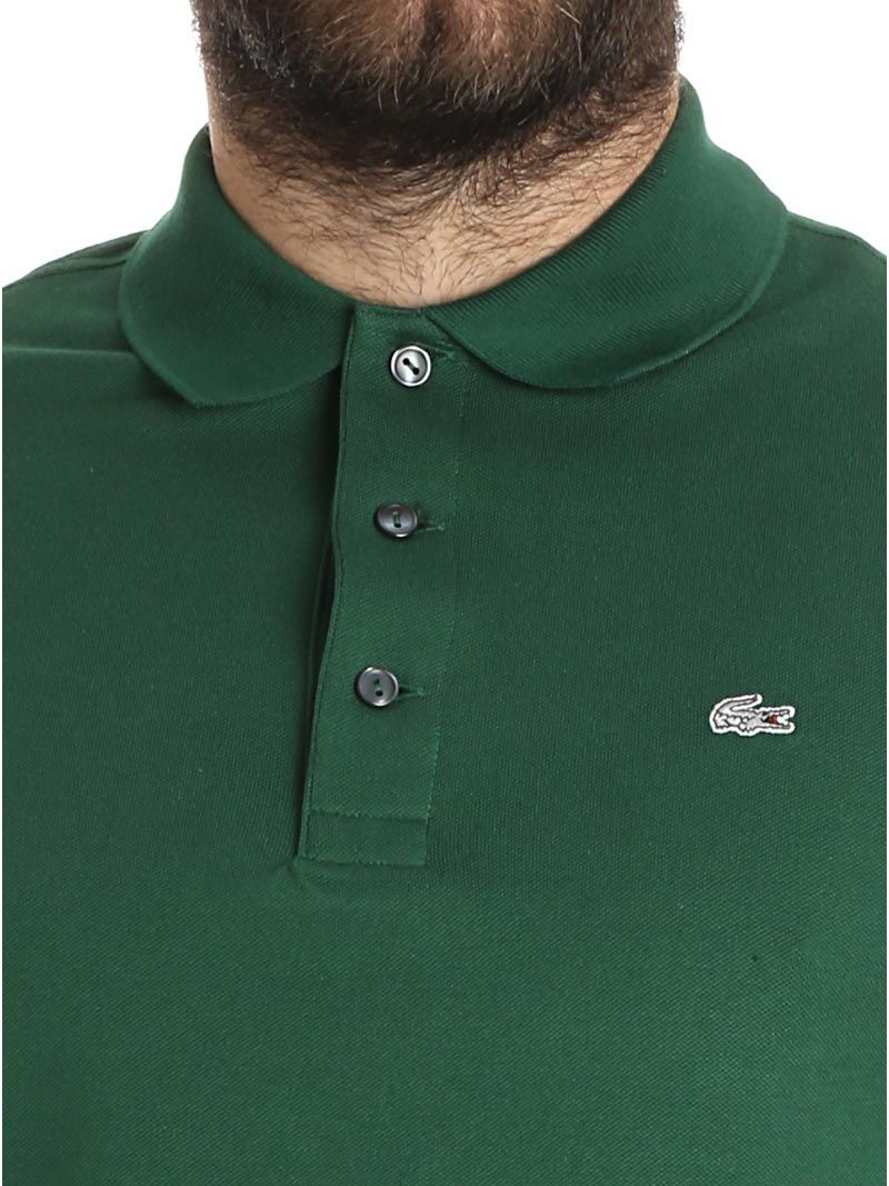 LACOSTE GREEN POLO SHIRT