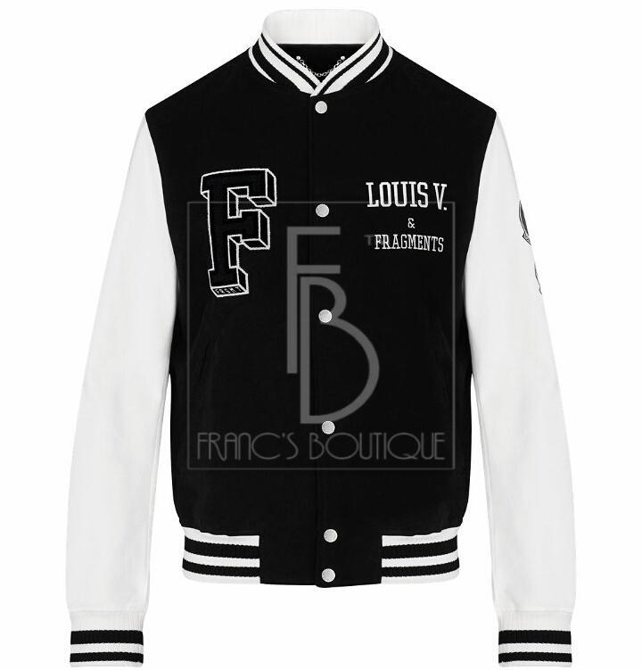 Louis Vuitton Varsity Jacket