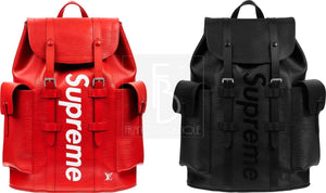 Louis Vuitton/ Supreme Backpack