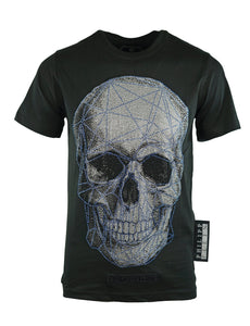 Philipp Plein MTK3069 0208 Black T-Shirt