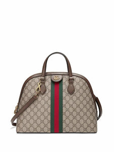 GUCCI RED HANDBAG
