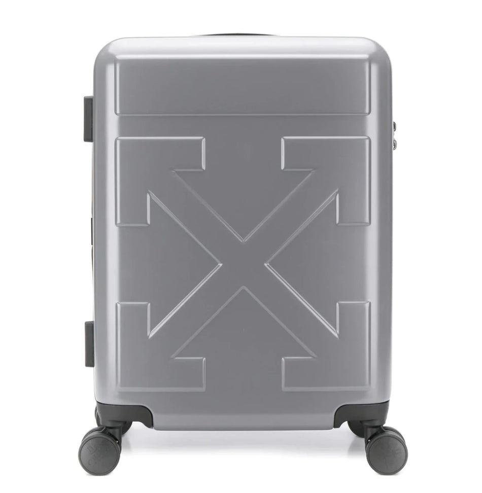 OFF-WHITE GREY TROLLEY