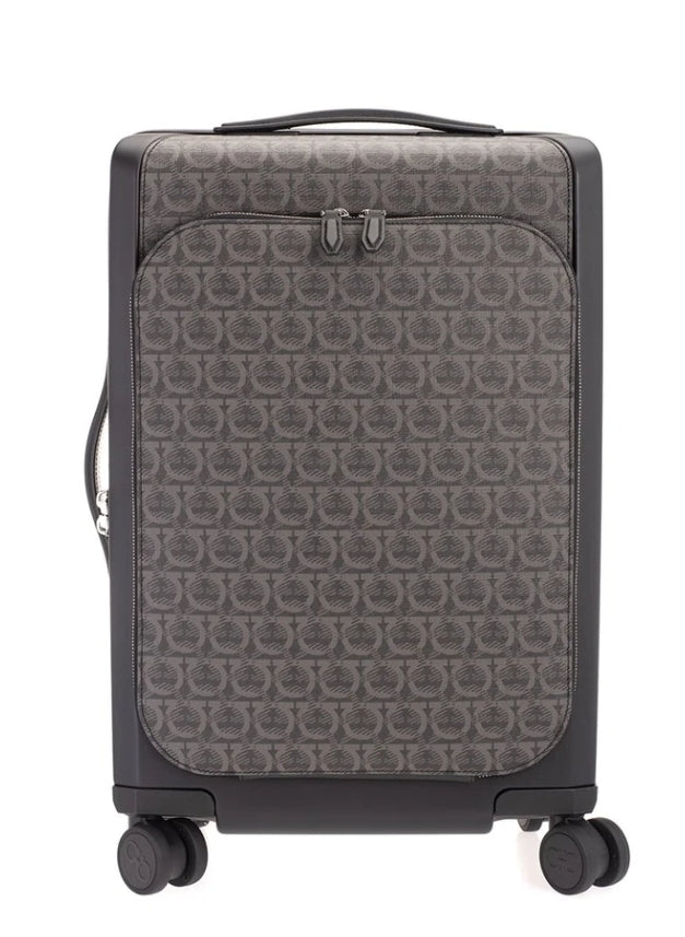 SALVATORE FERRAGAMO GREY TROLLEY