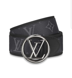 Lv Circle 40 Mm Belt