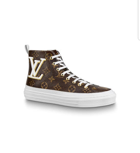 Louis Vuitton Stellar Sneaker Boot
