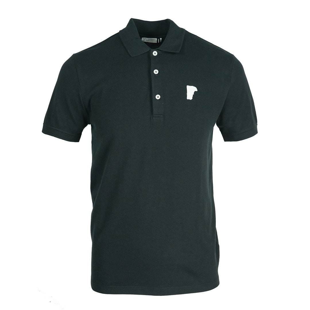 Versace Collection V800499S VJ00068 V000 Polo Shirt