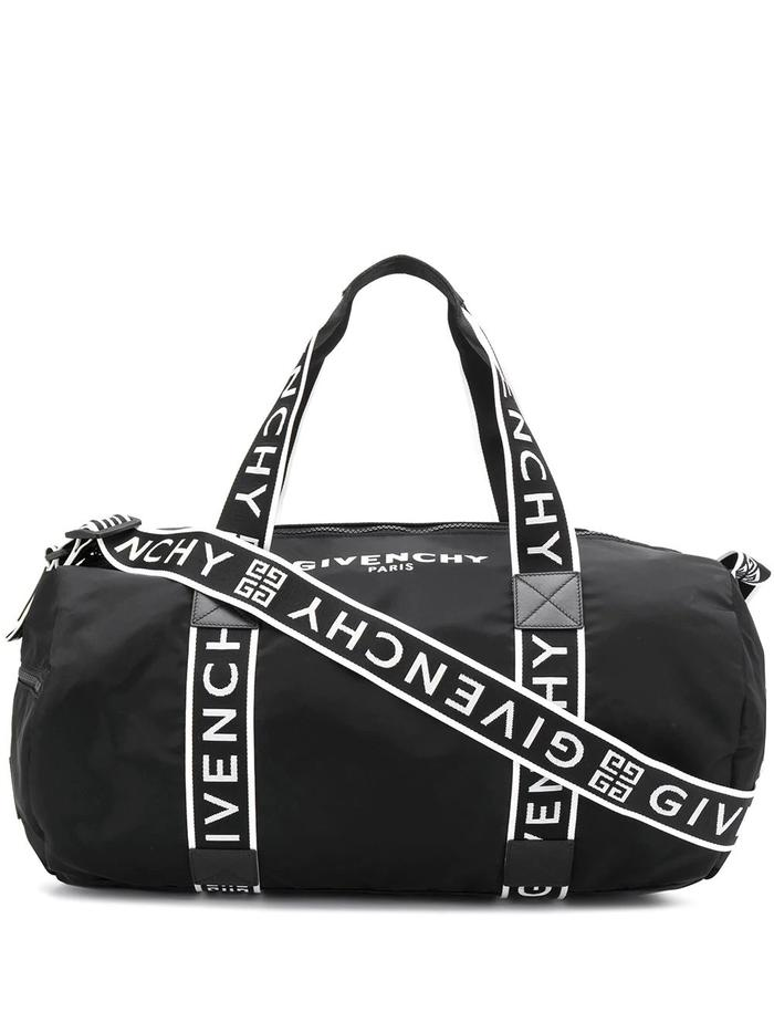 GIVENCHY BLACK TRAVEL BAG