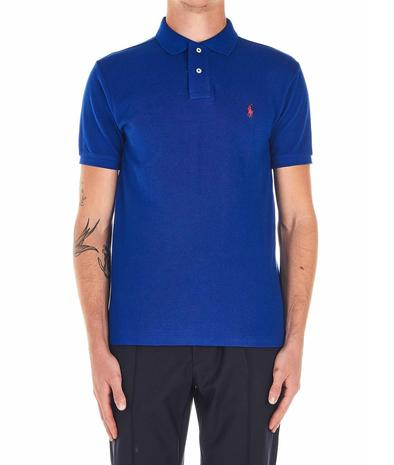 RALPH LAUREN BLUE POLO SHIRT