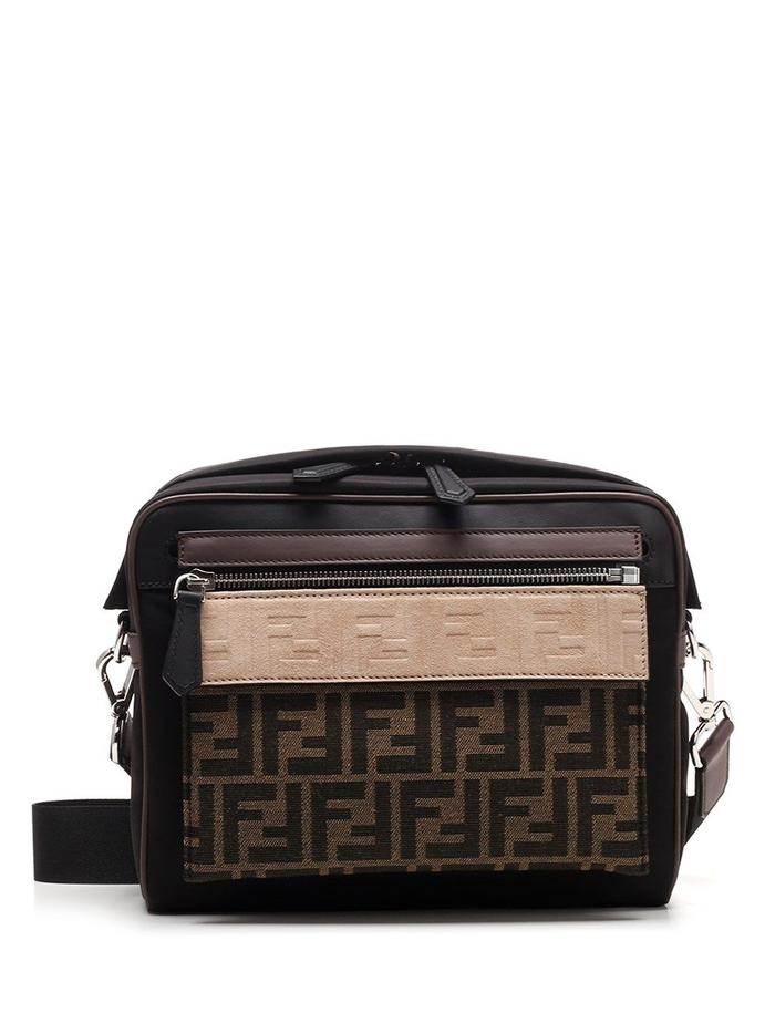FENDI MULTICOLOR MESSENGER BAG