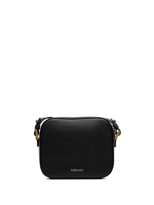 VERSACE BLACK SHOULDER BAG