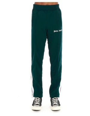 PALM ANGELS GREEN JOGGERS