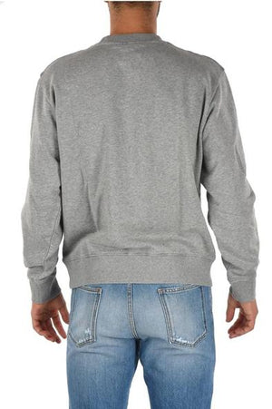 JUST CAVALLI GREY SWEATSHIRT