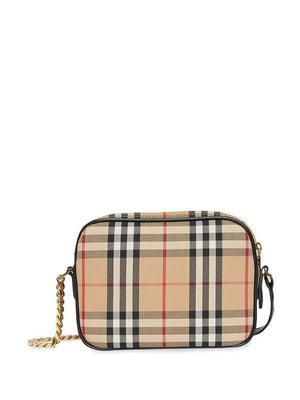 BURBERRY BEIGE SHOULDER BAG
