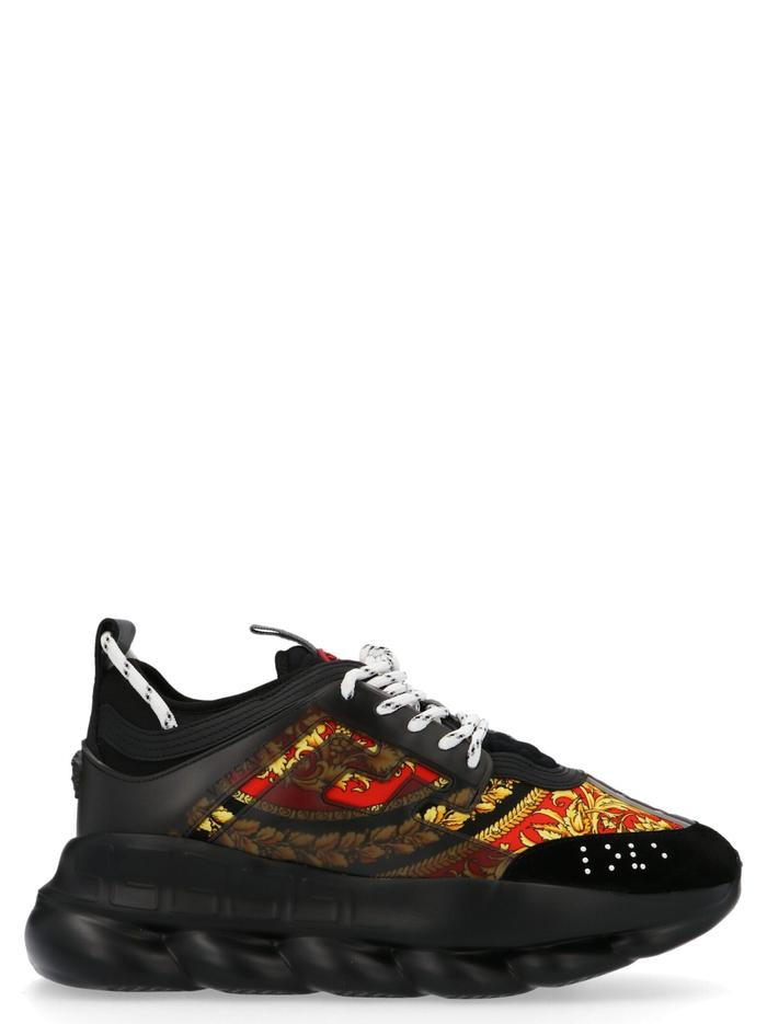 VERSACE MULTICOLOR SNEAKERS