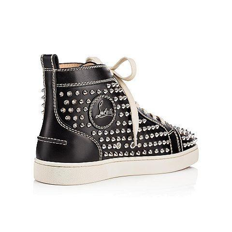 Christian Louboutin Louis Spikes Mens Flat