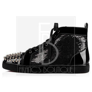 Christian Loubotin Lou Spikes Men's Flat