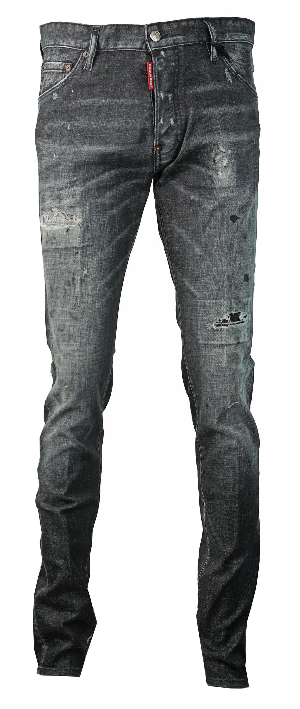 Dsquared2 Black Cool Guy S71LB0528 Jeans