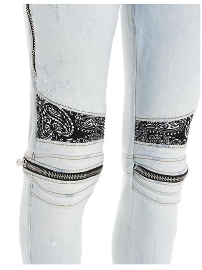 AMIRI LIGHT BLUE JEANS