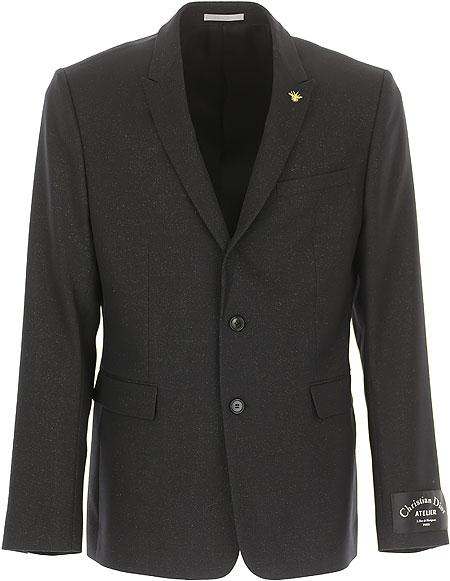 Dior Bee Embroidered Wool Jacket