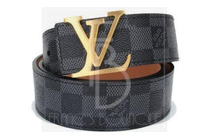 Louis Vuitton Initialls Belt